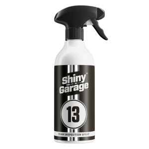 Shiny Garage Scan Inspection Spray 500ml inspekcja