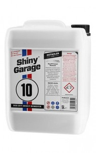 Shiny Garage Bug Off Insect Remover 5000 ml
