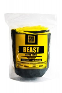 WORK STUFF Beast Towel 70x50 1100g