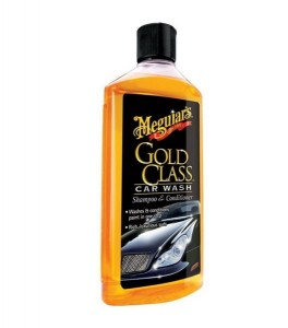 Meguiar's Gold Class Car Wash Shampoo 473ml