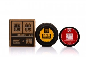 Good Stuff Wheel Wax trwały wosk do felg 50 ml
