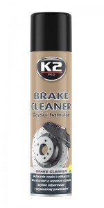 K2 Brake Cleaner Zmywacz do tarcz hamulców 600ml