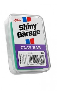 Shiny Garage Clay Bar Fine 100g glinka w Pudełku