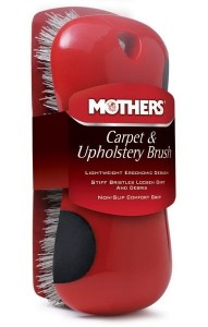 Mothers Carpet & Upholstery Brush do tapicerki