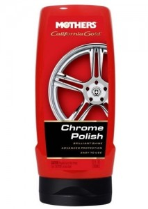 Mothers Chrome Polish 355 ml pasta do chromu