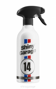 Shiny Garage Coco Tire Booster Dressing 500 ml