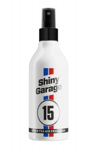 Shiny Garage Green Tea Air Freshener 250ml