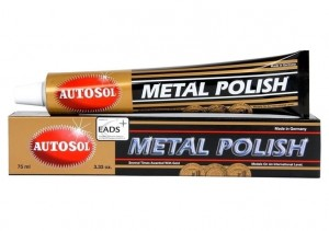 AUTOSOL Metal Polish 75ml Pasta polerska do metali