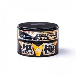 Soft99 Kiwami Extreme Gloss Black Hard Wax 200g
