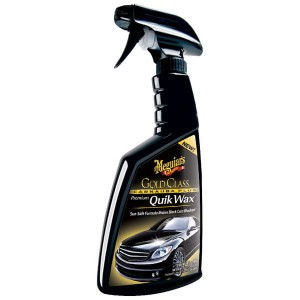 Meguiar's Gold Class Premium Quik Wax 473ml
