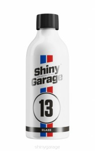 Shiny Garage Glaze Politura pod wosk 500 ml