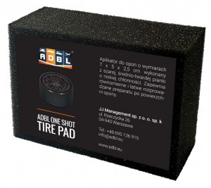 ADBL One Shot Tire Pad Megapack 10 Szt.