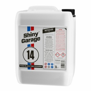 Shiny Garage Pure Black Tire Cleaner  5 litrów