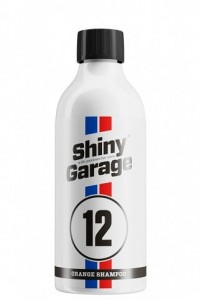 Shiny Garage Orange Car Shampoo 500 ml