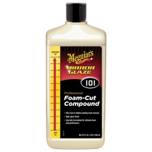 MEGUIAR'S 101 Foam Cut Compound 946 ml