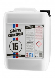 Shiny Garage Carpet Cleaner 5L do prania tapicerki